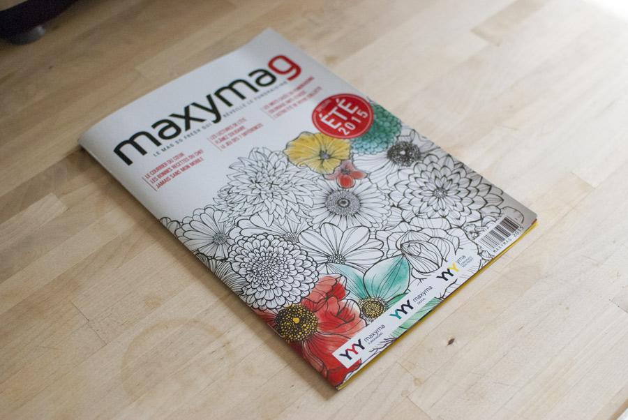 Maxyma - Carnet d'été